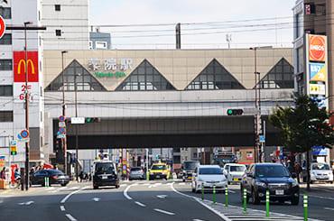 アクセス大橋駅